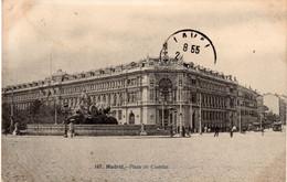 Madrid - Plaza De Castelar - Madrid