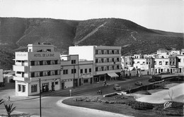 AGADIR- LA PLACE DE TALBORDJT ET L'HÔTEL DE LA BAIE - Agadir