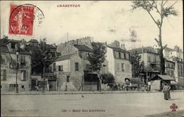 CPA Charenton Val De Marne, Quai Des Carrieres - Otros Municipios