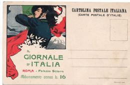 DUDOVICH - IL GIORNALE D'ITALIA - NON VIAGGIATA - Non Classés