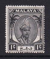 Malaya - Pahang: 1950/56   Sultan Abu Bakar    SG53     1c   MH - Pahang