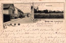 78794- Gruß Aus Lingolsheim Bas-Rhin, Arrondissement Strasbourg 1915 - Straatsburg