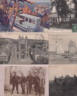 Lot De 200 Cartes Postales Anciennes  (CPA)  De France - 100 - 499 Postkaarten