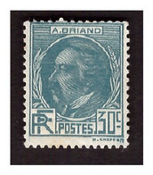 Timbre N° 291 Neuf ** - Unused Stamps