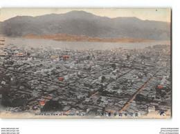 CPA Bird's Eye Of Nagasaki - Autres