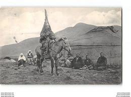 CPA Kirghizistan Une Kirghize Fiancée En Habits De Fête Altai - Kyrgyzstan