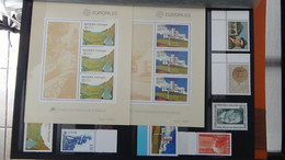 N234 Collection De Timbres Et Blocs ** EUROPA.  A Saisir  !! - Collections (with Albums)