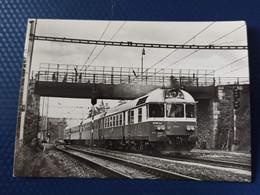 Hydrodynamical Unit, Locomotive, Train . LOCOMOTIVE - Type 2 B  - Old Postcard - Treni