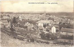 Dépt 48 - SAINT-CHÉLY-D'APCHER - Vue Générale - (Édit. Librairie Pignide, St-Chély) - Saint Chely D'Apcher