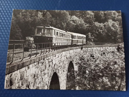Hydrodynamical Unit, Locomotive, Train . LOCOMOTIVE - Type 2 Bo  - Old Postcard - Treni