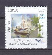 Stamps LIBYA 2015 SC 1800 EURO MED POSTAL MNH  #162 - Libië