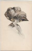 Jeune Femme Avec Un Chapeau - 1900-1949
