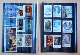 USA US - Small Batch Of Stamps Associated To The American Revolution And Others Used - Sammlungen
