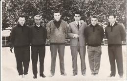 Photo De Boulistes De NICE - Henri AUDA  1er à Gauche - Saint-Laurent Du Var 1965 - Sport