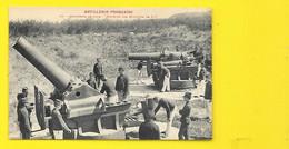 Batterie De Mortiers De 270 Artillerie De Côte (Labouche) - Materiaal