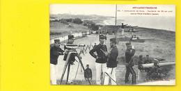 Batterie De 95 Officier Japonais Artillerie De Côte (Labouche) - Materiaal