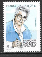 France 2018 N°5268 Neuf Françoise Dolto, Faciale +10% - Unused Stamps