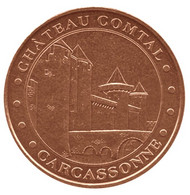 Château Comtal De Carcassonne - L'entrée Et Ses Défenses - 2009 (Epuisé) - 2009