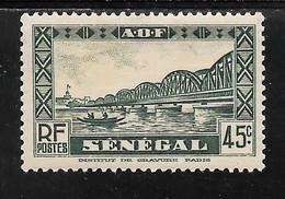 SENEGAL N°124 * TB SANS DEFAUTS - Nuovi