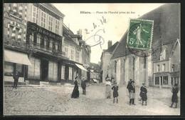 CPA Illiers, Place Du Marché Prise Du Bas - Non Classificati