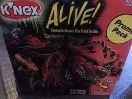 K'nex Alive! (Shredding Manticore) - K'nex