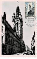 CM FRANCE 1956 BEFFROI DE DOUAI - 1950-59