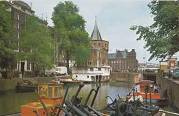 Geldersekade Met Schreierstoren - Amsterdam