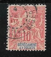 SENEGAMBIE N° 5 OB TB SANS DEFAUTS - Used Stamps
