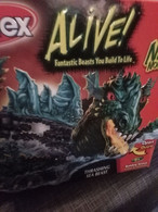 K'nex, Alive ! The Trashing See Beast - K'nex