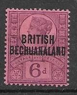 1891 Bechuanaland Mh *  5 Euros - 1885-1964 Protectoraat Van Bechuanaland