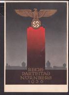 Nürnberg Reichsparteitag 1936 - Briefe U. Dokumente
