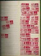Entre PU149 Et 159      En état: Oblitérés - ** Et *  (pour Collection-ou Carnets De Circulation De Cercles ) - Publicidad