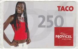 Angola - Movicel - Woman - Angola