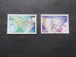 ISLANDE   -  CEPT     N° 695 / 96  Année 1991   Neuf XX ( Voir Photo ) - 1991