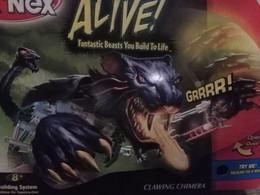 K'nex, Alive! The Clawing Chimera - K'nex
