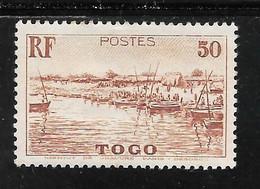 TOGO N° 190 * TB SANS DEFAUTS - Nuovi