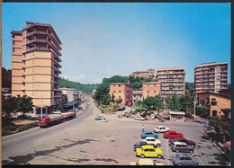 °°° 22077 - VALMONTONE - PIAZZA DELLA REPUBBLICA - 1971 °°° - Autres Villes