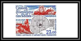 89915f Terres Australes Taaf PA N°130 Chalutier Peche Fishing Fishery  Ship Bateau Non Dentelé Imperf ** - Sin Dentar, Pruebas De Impresión Y Variedades