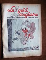 Tintin - Petit Vingtième N°7 Du 18/02/1937 -Hergé - Kuifje