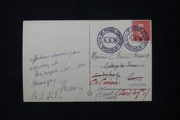 SUÈDE - Oblitération Du Congrès International De Physiologie De Stockholm Sur Carte Postale En 1926 Pour Paris - L 82948 - Storia Postale