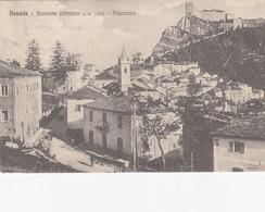 SESTOLA-MODENA-PANORAMA-CARTOLINA VIAGGIATA-IL 9-9-1918 - Modena