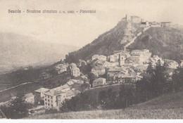 SESTOLA-MODENA-PANORAMA-CARTOLINA VIAGGIATA-IL 25-8-1918 - Modena