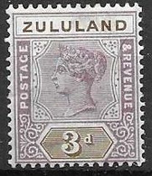 Zululand Mh * 12 Euros - Zululand (1888-1902)