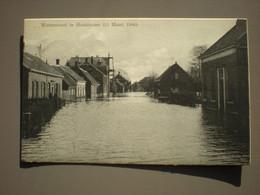 HONTENISSE - WATERSNOOD 13 MAART 1906 - UITG. P. J. DANIELSE - Hulst