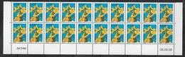 PREO 249   0.42 ORCHIDEES - BAS DE FEUILLES De 20 Datés 08.09.05 - 1989-....