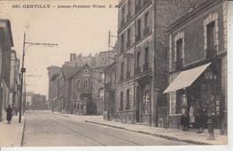 GENTILLY - Avenue Du Président Wilson  PRIX FIXE - Gentilly