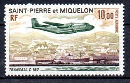 Q-9  St Pierre Et Miquelon PA N° 57 ** Fraicheur Postale. Dispersion Collection Colonies Françaises. - Ongebruikt