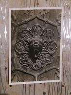 (U3) Allemagne : Kolberg. Dom : Bronzener Türklopfer , 14. Jahrh. (Butoir De Porte En Bronze , 14°siècle). - Pommern
