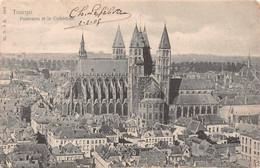 Tournai - Panorama Et La Cathédrale - Tournai