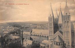 Tournai La Cathédrale Panorama - Tournai